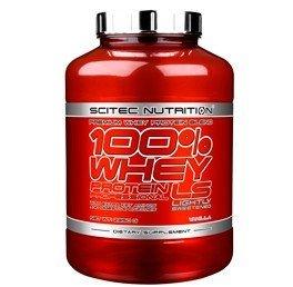 Scitec Nutrition - 100% Whey Protein Professional, 2350g Fresa-Chocolate blanco
