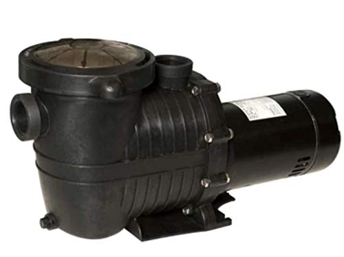 Pool Pump by Blue Torrent, 1 HP Supreme In Ground Swimming Pool Pump (Same Day Shipping)