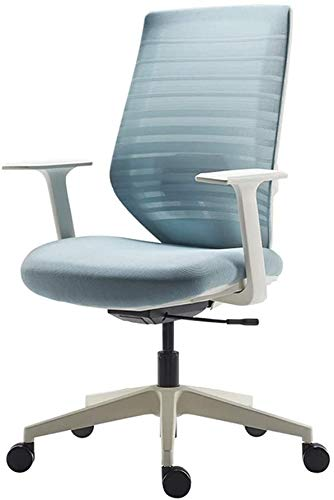 Silla ejecutiva de sillón de gravedad cero reclinable al aire libre, cómoda silla transpirable resistente a la silla fácil de limpiar, escritorio informático y silla, silla giratoria de oficina, sedia