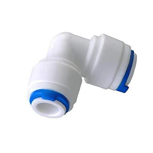 xiaocheng Kit de Limpieza de Conectores de Tubos de Agua purificador de Agua Junta de tubería de Agua de la Manguera Nevera Nevera 10M Necesidades Diarias prácticos