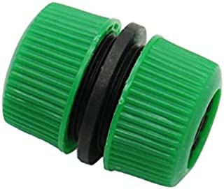 """HONGTAI 1/2"""" 3/4"""" Repair Joint Car wash Hose Connectors Agriculture Garden Watering Adapter Tubing Fitting Joint 1 Pcs (Co..."""