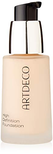 ARTDECO High Definition Foundation, Deckendes Flüssiges Make-up, Nr. 4, neutral honey