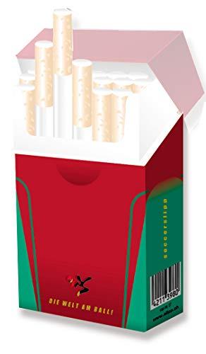 Zigarettenschachtel-Überzieher - indo slipp Design Portugal Trikot - Soccer-Edition (1 Stck.)