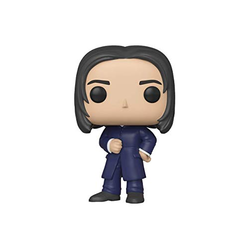 Funko - Pop! Harry Potter: Severus Snape (Yule) Figura De Vinil , Multicolor (42838)