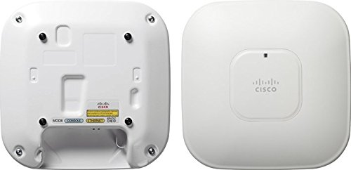 Cisco air-cap2602i-e-k9 – Access Point (450 Mbit/s, 10, 100, 1000 Mbit/s, 2.4/5 GHz, 4 dBi, 10 – 90%, 0 – 40 °C)