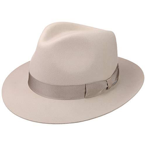 Stetson Sombrero Bogart Penn Mujer/Hombre - Made in The EU de Fieltro