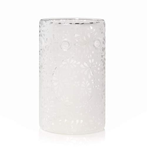 YANKEE CANDLE Sheridan Meltwarmer, Glas, weiß, one Size