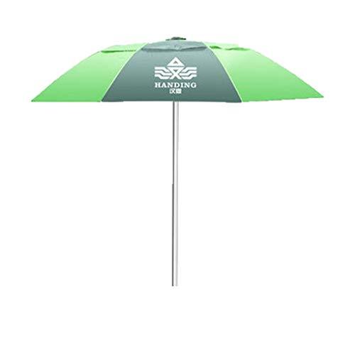 Han Ding/Parapluie / 2.2 m/Pliable/Pluie/Double Usage/Parapluie/Double/Renfort/Vientiane/Parapluie/Matériel de pêche/Fournitures (Color : B, Size : 2.0M)
