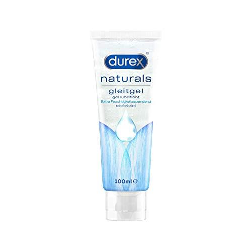 Durex, Naturals Gleitgel Extra Feuchtigkeitsspendend 100ml, Colourless, ml, 100 ml