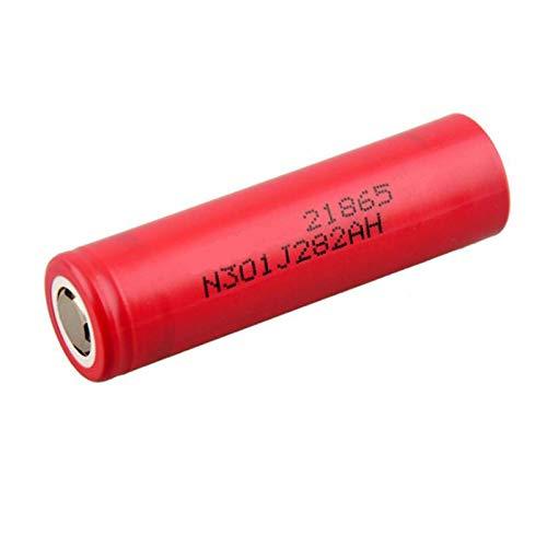 RFGTYH 3.6V 2500mAh 18650 batería para LG HE2 Descarga 20A batería Recargable para probador de Cigarrillos electrónicos