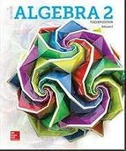 Algebra 2 Teacher Edition Volume 1