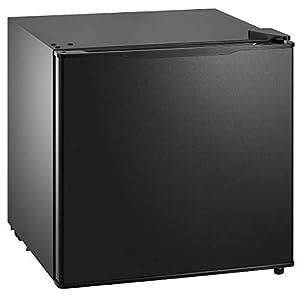 Midea MRM14A4ABB All refrigerator, 1.4 Cubic Feet, All Fridge Black