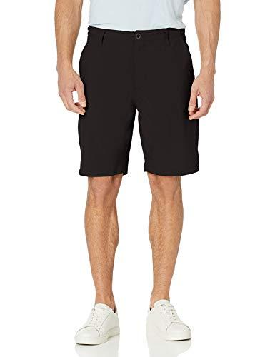 Volcom Kerosene Hybrid Short Pantalones Cortos Informales, Negro, 38 para Hombre