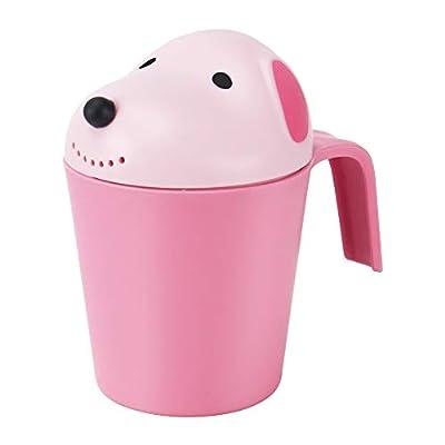 Amazon - Save 50%: UNAOIWN Dipper Bath Rinse Cup Shampoo Rinser Shower Washing Hair Cu…