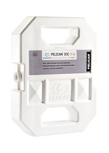 Pelican Cooler 5lb Ice Pack (White) (PI-5LB-BLU)