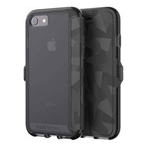 Tech21 Evo Wallet Schutzhülle für Apple iPhone 7 / iPhone 8 - Schwarz