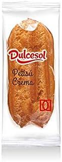 🍰😋 Pastel eclaire crema dulce - Petisú DULCESOL -