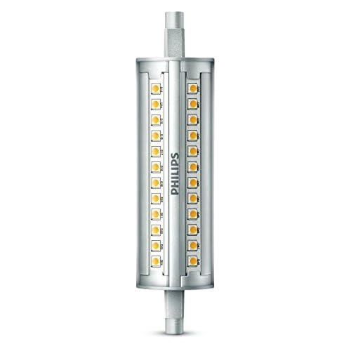 Philips LEDR7S120WHD Lampadina LED, Plastica, 14W, R7S, Grigio