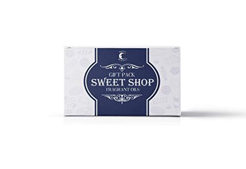 Mystic Moments | Fragrant Oil Starter Pack - Sweet Shop - 5 x 10ml
