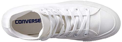 Converse Chuck Taylor CT As SP Hi, Zapatillas Altas Unisex Adulto, Blanco (Blanc Optical), 43 EU