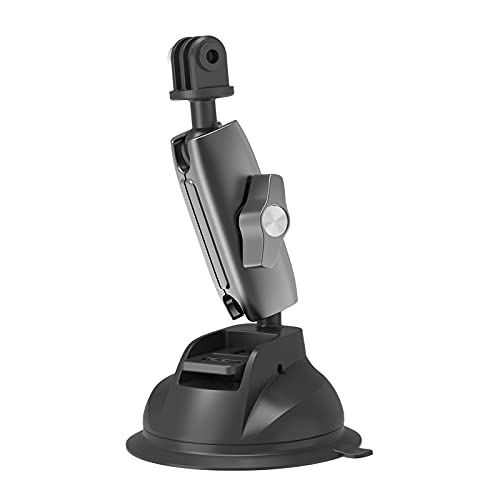 MagiDeal Soporte Universal para Teléfono con Ventosa, Rotación de 360 Grados para Ventilación Automática