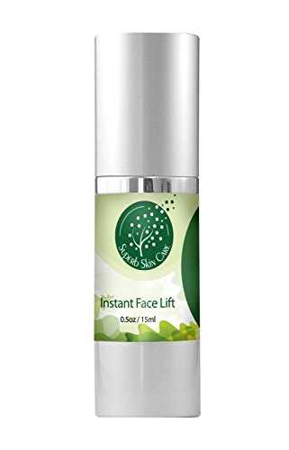 Face Lifts Are Usually Surgical Procedures - But Now You Can Have An Instant Face Lift From A Bottle.