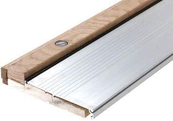 Crl 1003d36 36 Bronze Oak Adjustable Sill 6 3 8 X 1 1 8 Screen Door Hardware Amazon Com