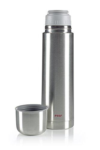 reer 90700.08 - Edelstahl Isolier-Flasche, 750 ml