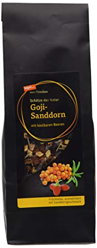 tegut... vom Feinsten Goji-Sanddorn loser Tee, 200 g