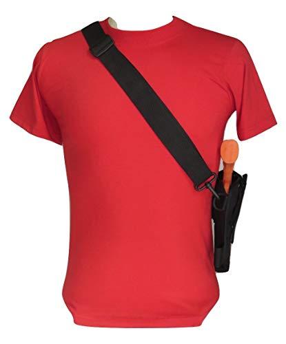 Bandolier Shoulder Holster Unscoped 7 1/2 - 8 1/2' Revolver