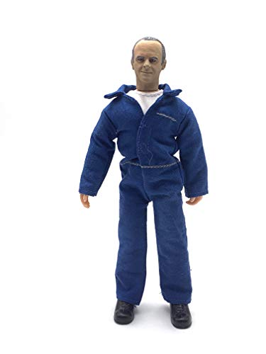 Das Schweigen der Lämmer Actionfigur Hannibal Lecter 20 cm
