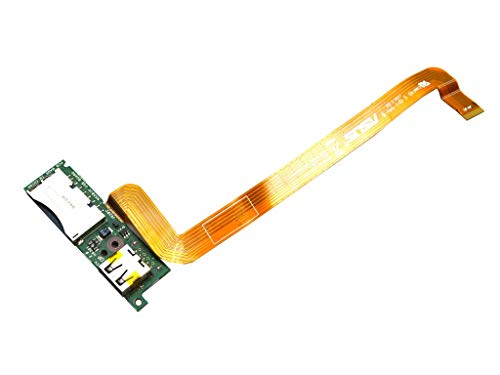 69N0P9G10D00 Laptop Card Reader USB Port Board with Cable for Asus N550JV Series
