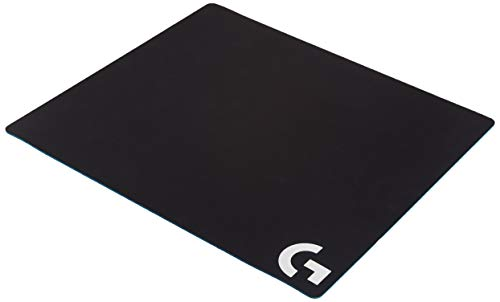 logitech G G640 Large Cloth Gaming Mousepad - Black