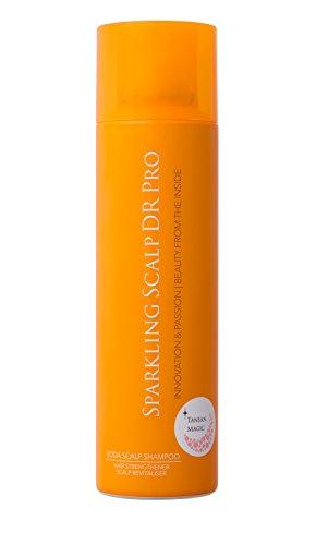 東洋炭酸研究所 スパークリングスカルプDRプロ 200g(炭酸シャンプー) オレンジ