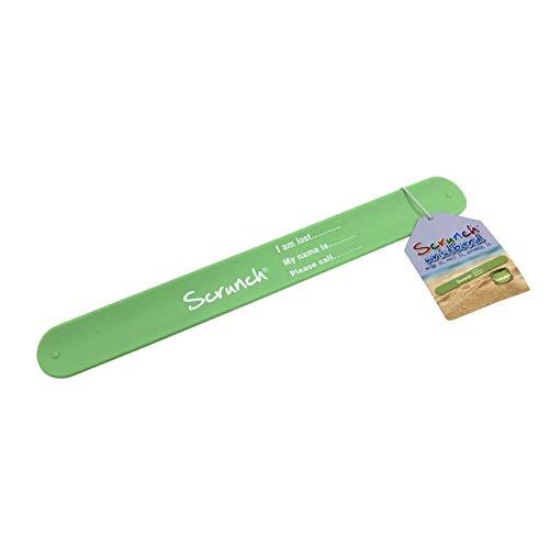 Scrunch - Pulseras Identificativas Verde Pastel