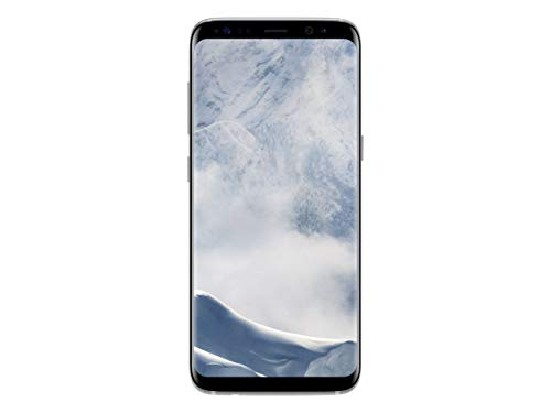 Samsung Smartphone Galaxy S8 (Hybrid SIM) 64GB - Plata (Reacondicionado)