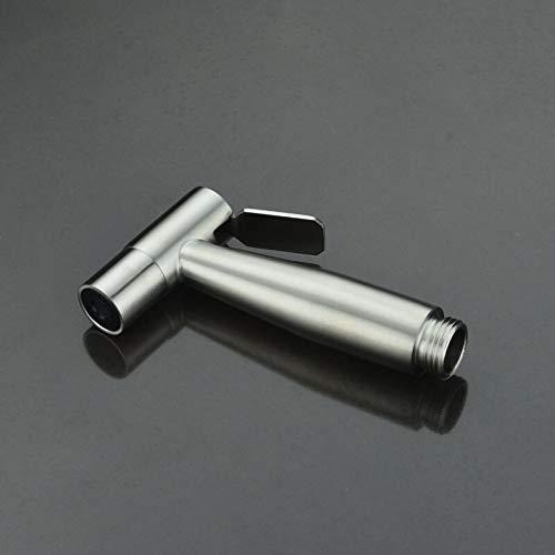 HandbrauseWc Handheld Reinigung Frau Booster Waschmaschine Düse Sprühpistole Pistole Edelstahl Dusche Blume Trocknungsdüse Wand