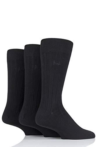 Pringle Laird Socks 3 Pack Black