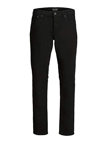 JACK & JONES Male Comfort Fit Jeans Mike ORIGINAL AM 816 3332Black Denim
