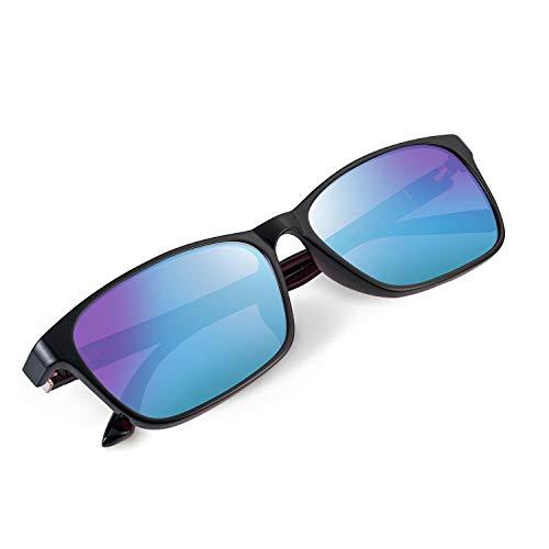 Farbenblinde gläser PILESTONE TP-032 (Typ B) Farbenblinde Korrekturbrillen für Rot-Grün - Für alle Farbenblinden