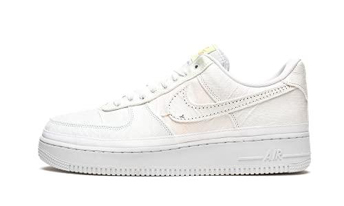 Nike Mujeres WMNS Air Force 1 07' PRM DJ6901 600, Artic Punch/Sésamo, 38.5 EU