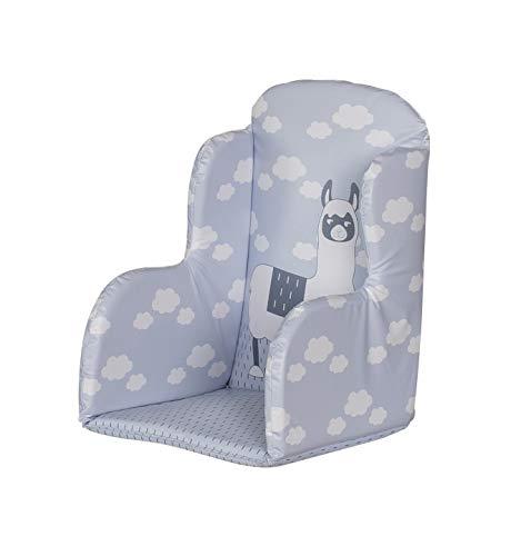 Geuther 4731-14 Réducteur de siège pour enfant Lamas Multicolore