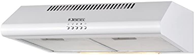 Jocel Campana Extractora 60 cm ancho, Potencia 195 m3/h