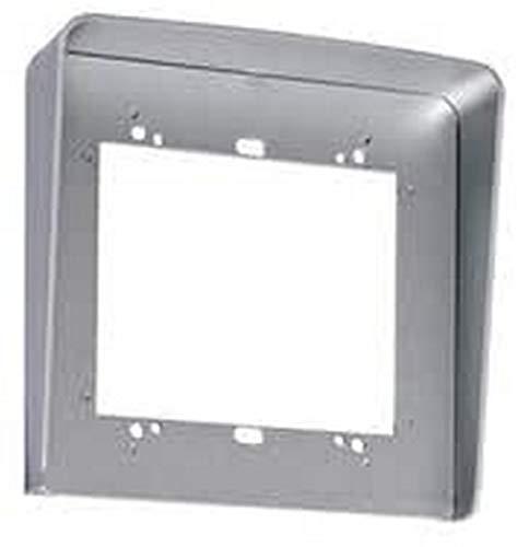 Tegui placas serie 7 - Visera 1 columna para 1 módulo 169x164x46