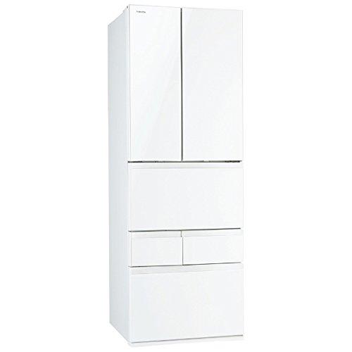 東芝 冷凍冷蔵庫 GR-J460FV(ZW) GR-J460FV(ZW)