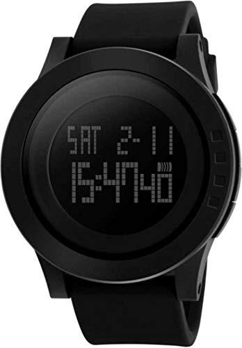 Skmei relojes hombre reloj deportivo impermeable LED Digital reloj 1142