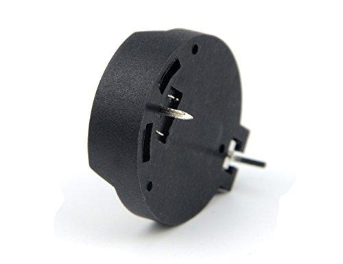 WMYCONGCONG 30 PCS CR2032 CR2025 Coin Button Cell Battery HolderCase, Black
