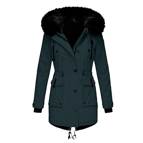 teddy damen fleece mantel pulloverdecke...