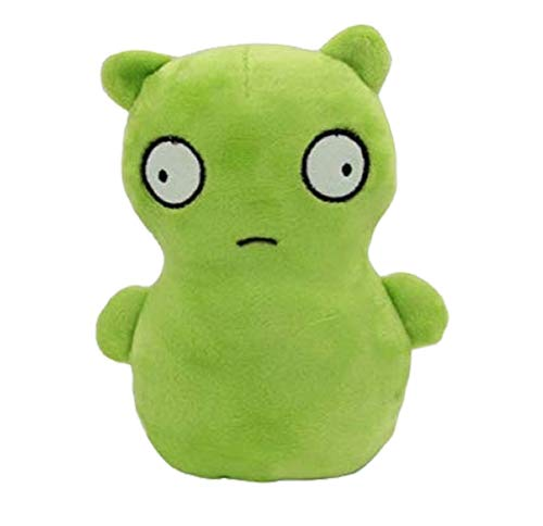 Green Alien Soft Toy Plush Toy Figure Doll 20CM