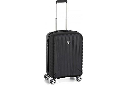 Roncato UNO ZSL Premium 22' Domestic Carry-On Spinner Luggage 51640225 (22' DOMESTIC, SILVER)